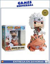 Funko pop Naruto Jiraiya on Toad 73