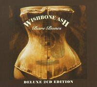 WISHBONE ASH - BARE BONES (DELUXE) 2 CD NEU