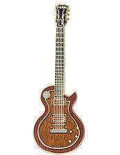 Mini Pin: Cutaway Electric Guitar (Sunburst)
