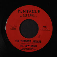 NEW WING: The Thinking Animal / My Petite 45 (sm xol, clean!!) Rock & Pop