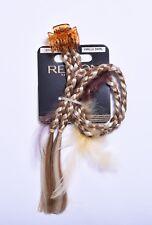 Two Revlon Braid Fashion Hair Extensions, Feathers