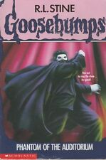 Goosebumps #24: Phantom of the Auditorium by R. L. Stine (1994, Paperback)