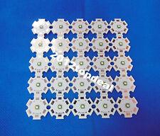 5PCS Cree XPE XLamp XP-E Blue 470-475NM 1W 3W LED Light Emitter w/20mm Star base