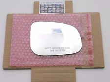 631R Replacement Mirror Glass for VOLVO S60 S80 V60 Passenger Side View Right RH