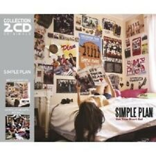 """SIMPLE PLAN """"GET YOUR HEART ON!/NO PADS,NO HELMETS..JUST BALLS"""" 2 CD NEW+"""