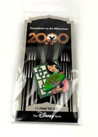 Vintage Disney Countdown to the Millennium Collector Series 018 Mulan Pin New