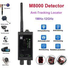 M800 Wireless Anti Spy RF Signal Tracker Candid Camera Finder GSM Audio Protect