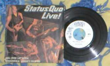 STATUS QUO pic sleeve 3 track EP 45 ROLL OVER LAY DOWN + 2 U.K.