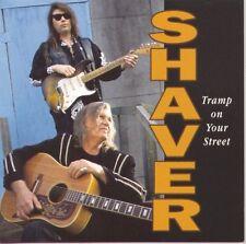 Billy Joe Shaver, Shaver - Tramp on Your Street [New CD]