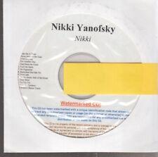 nkki yanofsky nikki cd new promo