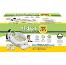Purina Tidy Cats BREEZE System Starter Kit Cat Litter Box
