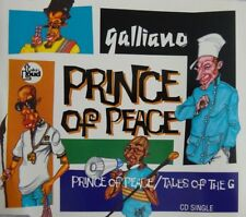 "GALLIANO : PRINCE OF PEACE ( 12"" MIX ) - [ CD MAXI ]"