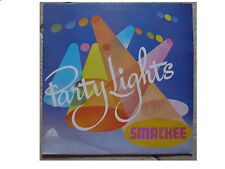 SMACKEE * PARTY LIGHTS * SIGNED VINYL LP TANK BSS 320 PLAYS GREAT