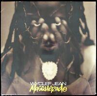 "WYCLEF JEAN / FUGEES ""MASQUERADE"" 2002 2X VINYL LP ALBUM 22 TRACKS HTF *SEALED*"