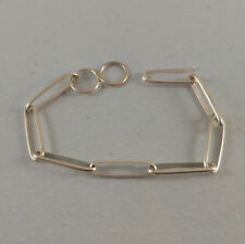 """HAND MADE .925 STERLING SILVER CHAIN EXTENSION - UP TO 6 1/2"""""""