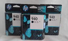 1 x Genuine HP 940 Black Ink Cartridge C4902AA - HP OfficeJet Pro 8000 8500 8500