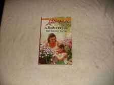 A Mother to Love by Gail Gaymer Martin (2015, Paperback)