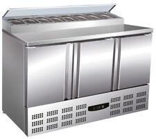 OW Vorbereitungskühltisch PS300 - Pizzakühltisch - Saladette