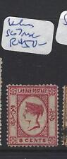 LABUAN (P2309B)  QV CAMEO  8C   SG 7   MNG