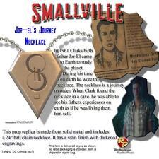 Smallville Jor-el Journey memory necklace replica prop