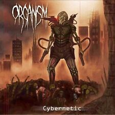 "Organism ""Cybernetic"" DIGI CD [BRUTAL DEATH METAL, like Deranged & Wormed]"