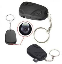 720 x 480 Car Keys Micro-camera Spy DVR Support TF Card Video Recorder Camcorder