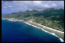 486045 Avarua Township Rarotonga Cook Islands A4 Photo Print