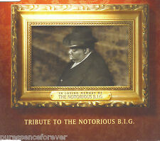 V/A - Tribute To The Notorious B.I.G. EP (UK 4 Trk CD Single)