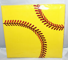 SOFTBALL SPORTS MEMORY PHOTO BOOK PICTURE ALBUM SOUVENIRS SPORTS 12 X 12 INCH
