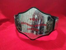 Wwf 84 Hogan Wrestling Championship Replica Belt Thick Brass Plates