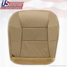 2000 2001 2002 Lincoln Navigator Passenger Bottom Perforated Leather Cover Tan
