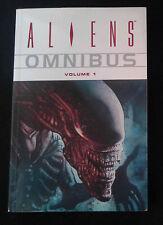 Aliens Omnibus Vol.1 Dark Horse Graphic Novel 1st Printing VF-