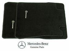 Mercedes-Benz R129 SL Class Genuine Carpeted Floor Mat Set, Mats NEW 1990-2002