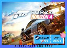 Forza Horizon 4 - Steam Account - Download PC Game - No Key Code - 📧