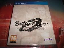 jeu ps vita Steins Gate 0 Collector