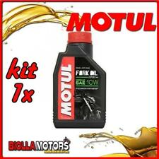 KIT 1x LITRO OLIO MOTUL FORK OIL EXPERT MEDIUM 10W FORCELLA - 1x 105930