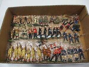 Britains Various Military Soldiers Lot