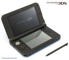 Nintendo 3ds-consola XL #blau + cable de alimentación