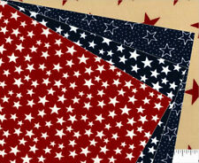 108 Inch Stars Cotton Quilt Backing Fabric by the Yard
