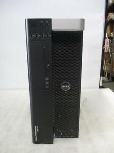Dell Precision T3610 Xeon(R) E5-1620 v2 @3.70GHz 16GB 500GB HDD Tower PC (B353)