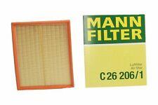 Luftfilter C 26 206/1 MANN-FILTER LUFTFILTER LUFTFILTEREINSATZ C2715