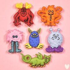 Dress IT UP pulsanti SUPER Freak 4669-Monsters Abbellimenti stranieri DRAGONS