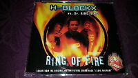 H-Blockx vs Dr Ring-Ding / Ring of Fire - Maxi CD