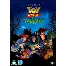 TOY STORY OF TERROR - NEW / SEALED DVD - UK STOCK
