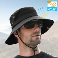 Outdoor Sun Visor Hat UV Protection Cap Hiking Fishing Travel for Women/Men
