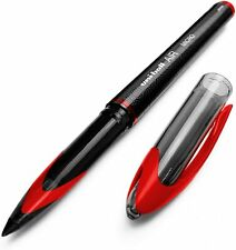Uni Ball Air Micro Rollerball Pens Fine Point 05mm Red Ink Single Pen