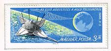 Hungary Soviet Spacecraft Luna 9 on Moon stamp 1965 MLH