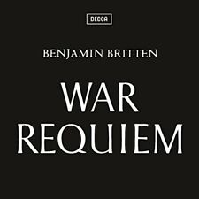 BENJAMIN BRITTEN - War Requiem (Classical/Symphony) 3 Disc CD