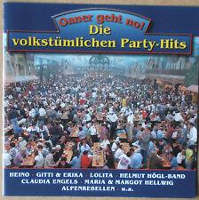 Oaner geht no! - Die volkstümlichen Party-Hits - CD