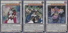 Yugioh *HOT* Complete Nordic Deck - 40 Cards + Thor, Odin, Loki, Valk + Bonus!!